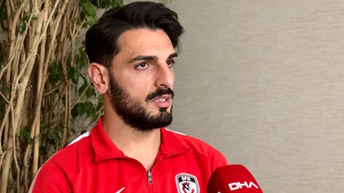 Gaziantep FK'nin yıldızlarından 'evde kal' çağrısı