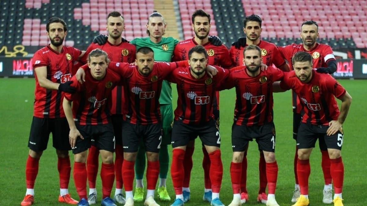 Eskişehirspor'un kalesi düştü!