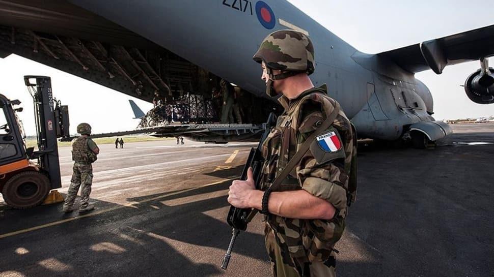 Fransa'dan koronavirüs kararı! Tüm askerlerini çekecek