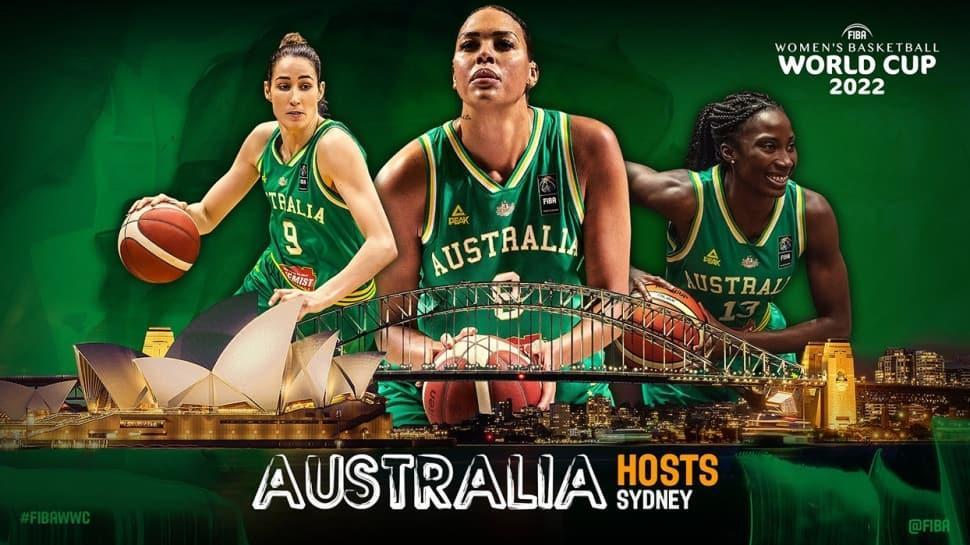 2022 FIBA Kadınlar Dünya Kupası, Avustralya'da