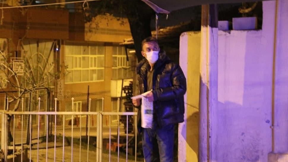 Karantina hastanesinden kaçtığı iddia edilen kişi polisi alarma geçirdi