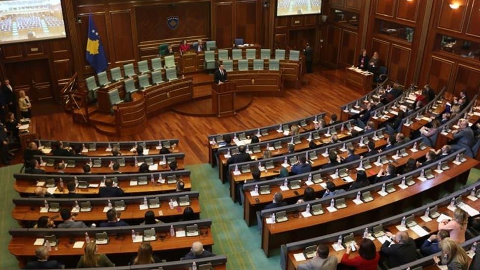 Kosova'da hükümet düştü