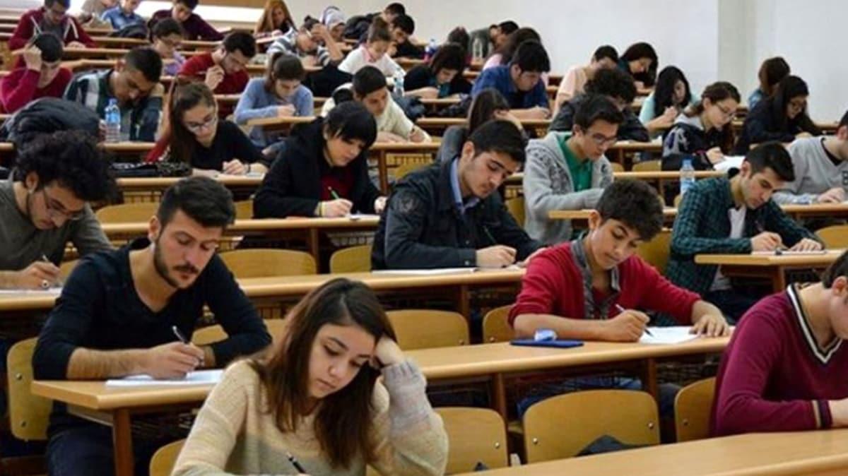 Bakan Selçuk: LGS kapsamındaki merkezi sınav, sadece birinci dönem müfredatından yapılacak