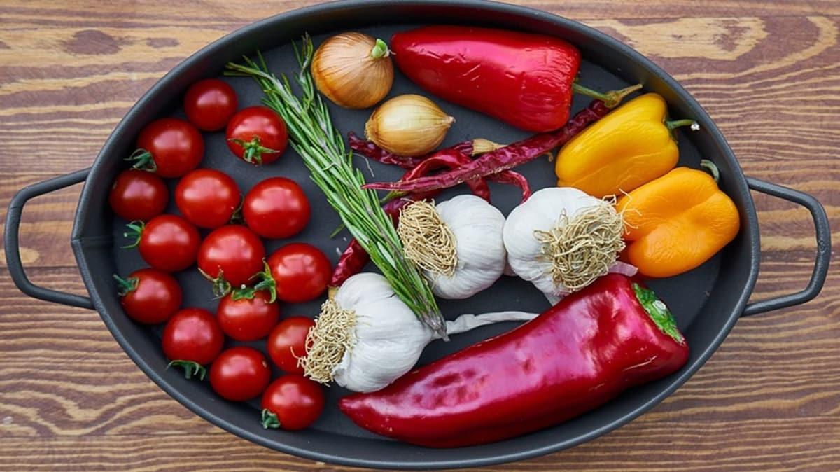 Bağışıklığı güçlendiren vitamin deposu besinler