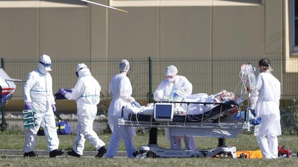 İspanya'da corona virüsten dolayı hayatlarını kaybedenlerin sayısı 4 bin 89'a çıktı