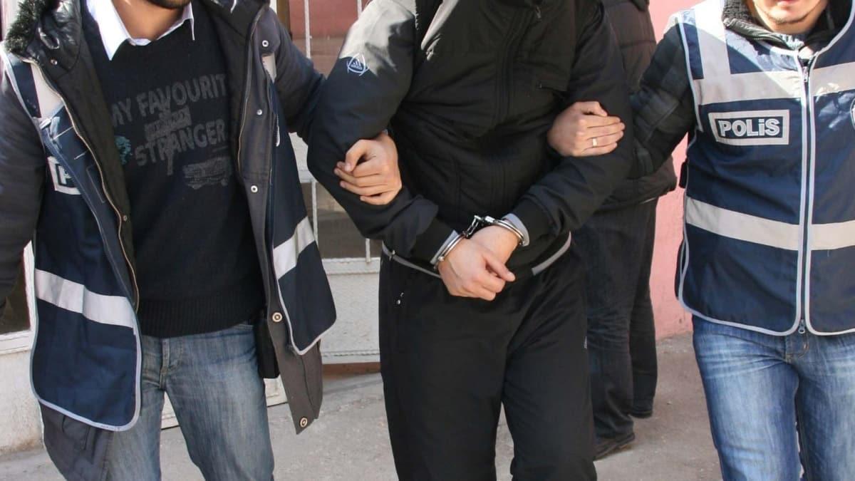 Mardin'de 2 PKK/PYD'li terörist tutuklandı