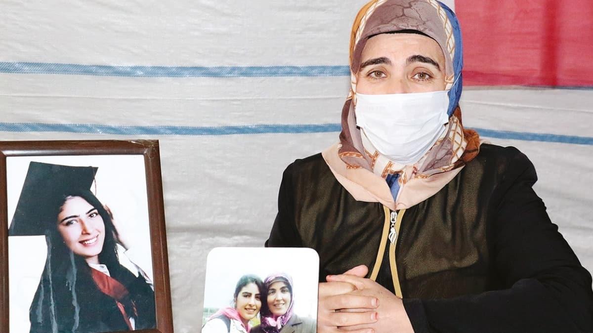 Maske takıp çocuklarına seslendiler: Teslim ol kızım