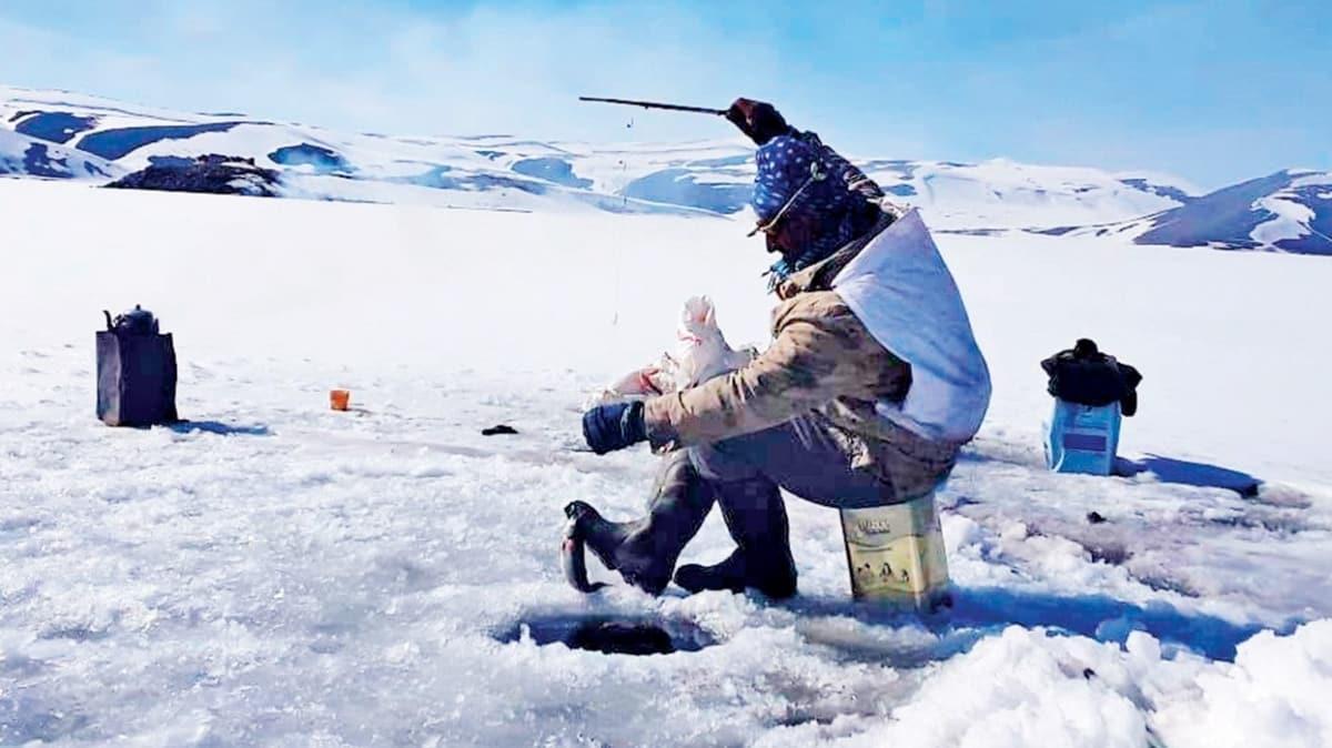 Eskimo usulü balık avı