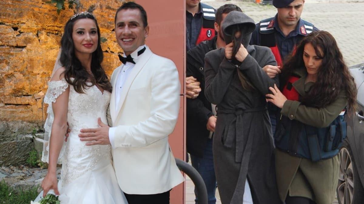 Emre Aşık'ın eşi Yağmur Aşık cezaevi firarisiyle yakalandı! Gözaltına alındı