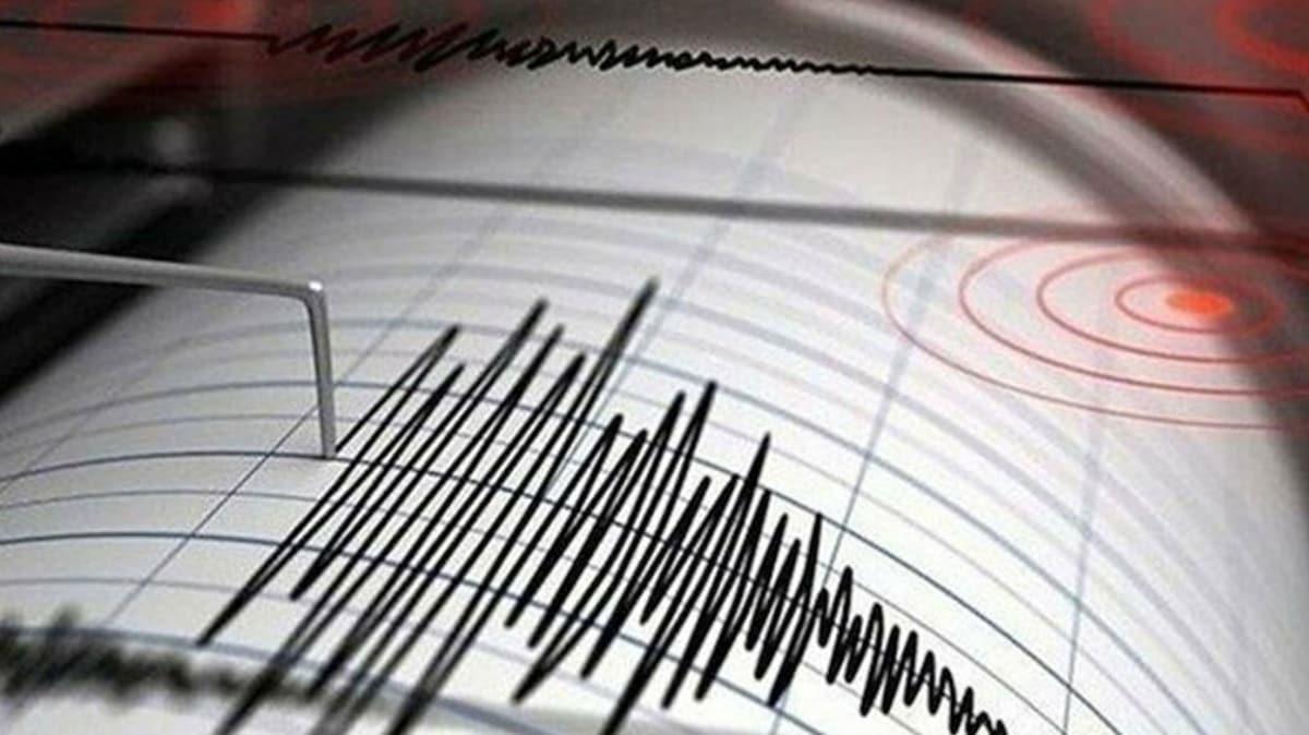 "Van'da deprem mi oldu"""