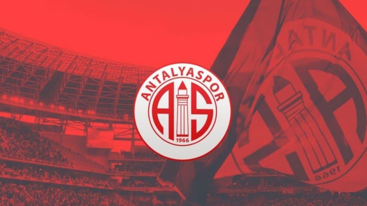 Antalyaspor'dan Yusuf Günay, Fenerbahçe ve Kayserispor mesajı