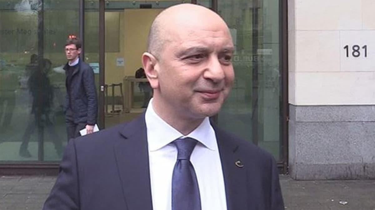 İngiliz mahkemesinden FETÖ firarisi Akın İpek'in Türkiye aleyhinde fon kullanmasına engel