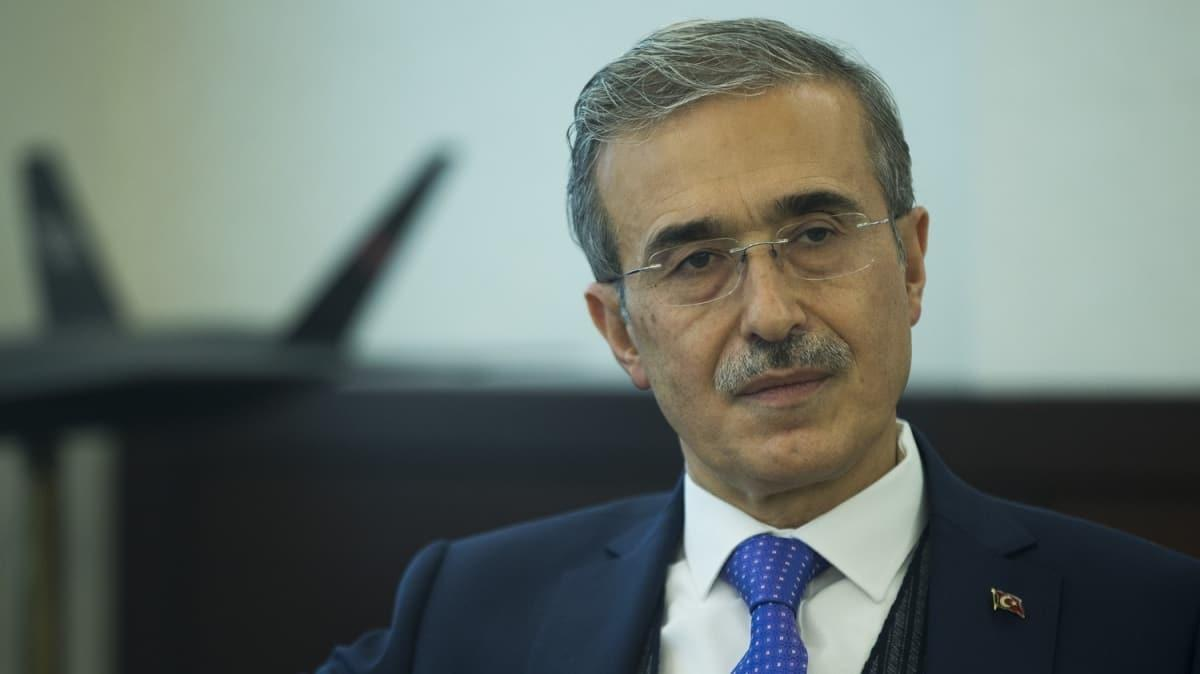 Savunma Sanayii Başkanı duyurdu! Türkiye'den virüs hamlesi...