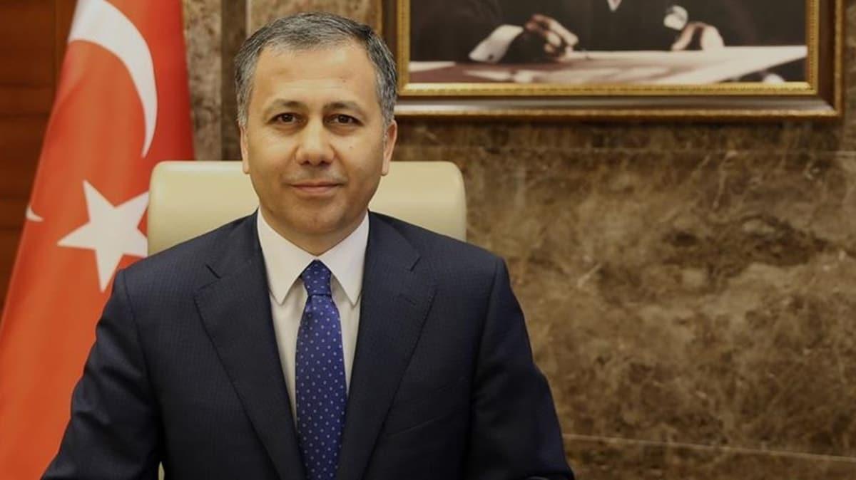 İstanbul Valisi Yerlikaya: Koronavirüsle mücadeledeki yeni tedbirler hep birlikte uygulanacak