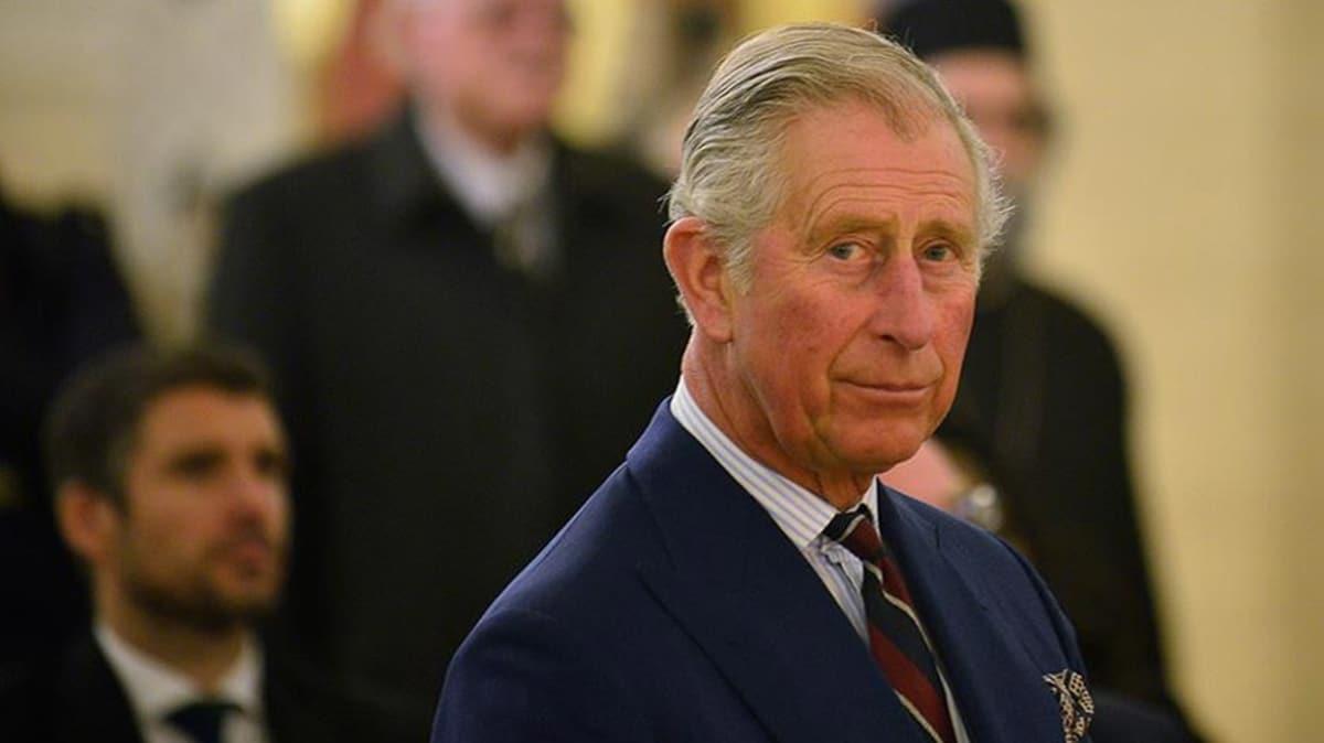 Prens Charles'tan koronavirüs sonrası ilk görüntü