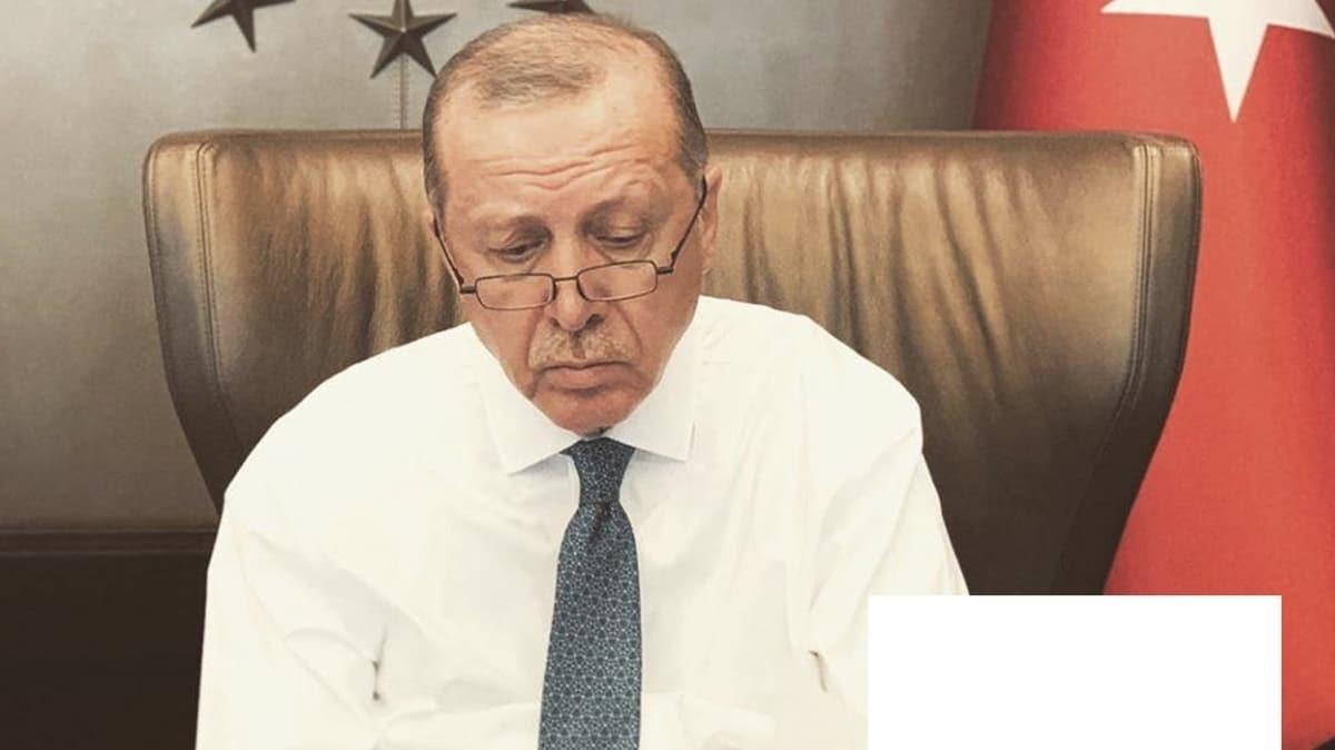 """Başkan Erdoğan'dan koronavirüs paylaşımı... """"Dikkati elden bırakmayalım"""""""