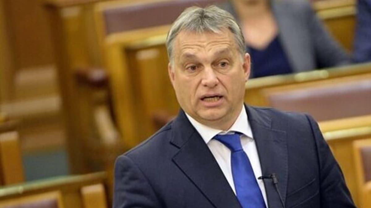 Macaristan'dan AB'ye sert çıkış: Yardımı Türkiye ve Çin'den aldık!