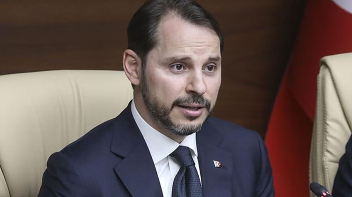 Bakan Albayrak: Erken ödeme kapsamında toplam 250 milyon lira, 3 Nisan'da pancar çiftçisinin hesaplarında olacak