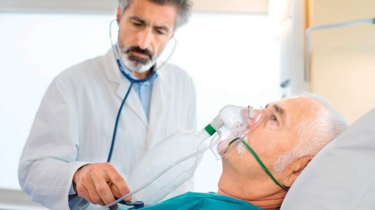 'KOAH'tan % 85 sigara sorumludur'