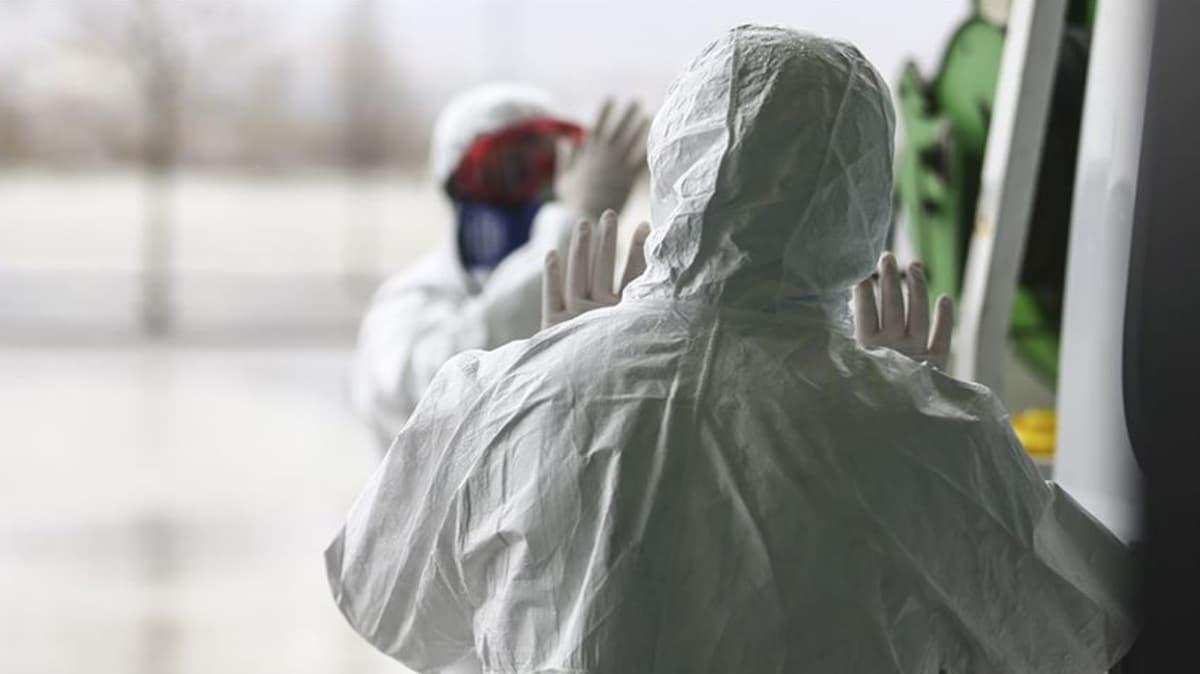 KKTC'de koronavirüs nedeniyle 15 bölgede sokağa çıkma yasağı ilan edildi