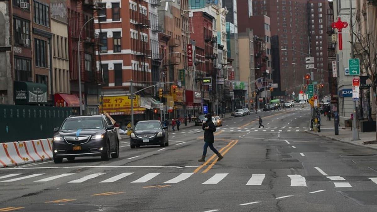 New York'ta koronavirüs vakası sayısı, bir günde 7 binden fazla artarak 44 bini geçti