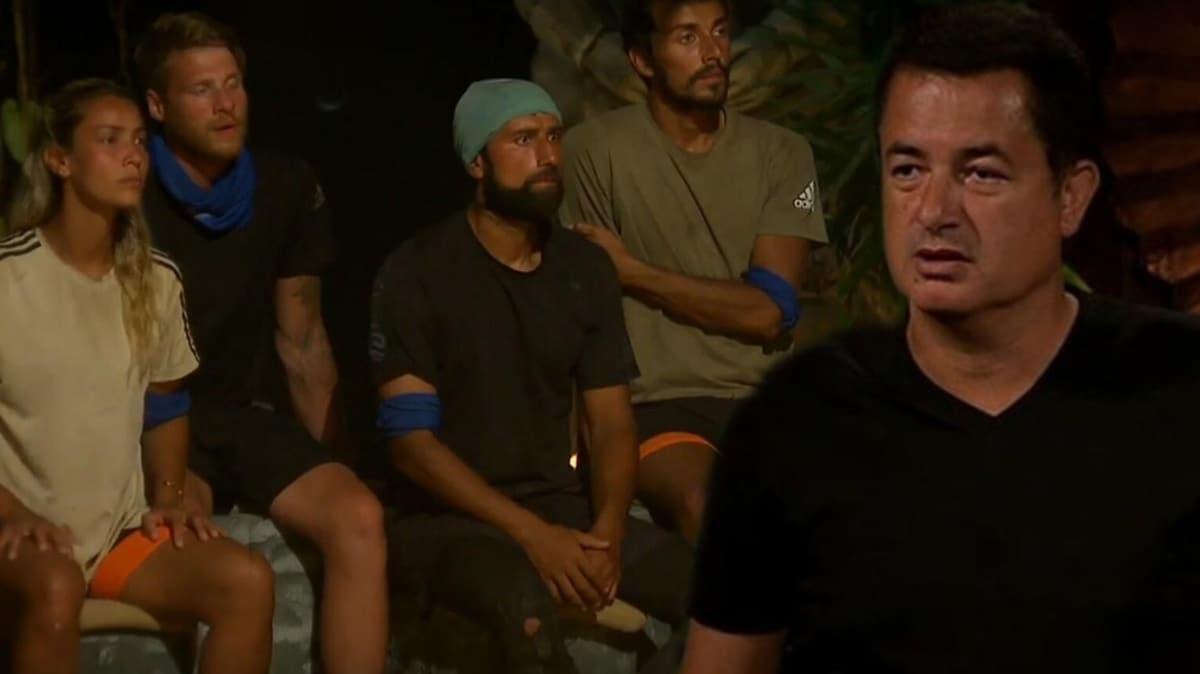 """Acun Ilıcalı duyurdu: Survivor'da diskalifiye şoku! Hangi yarışmacı adaya veda etti"""""""