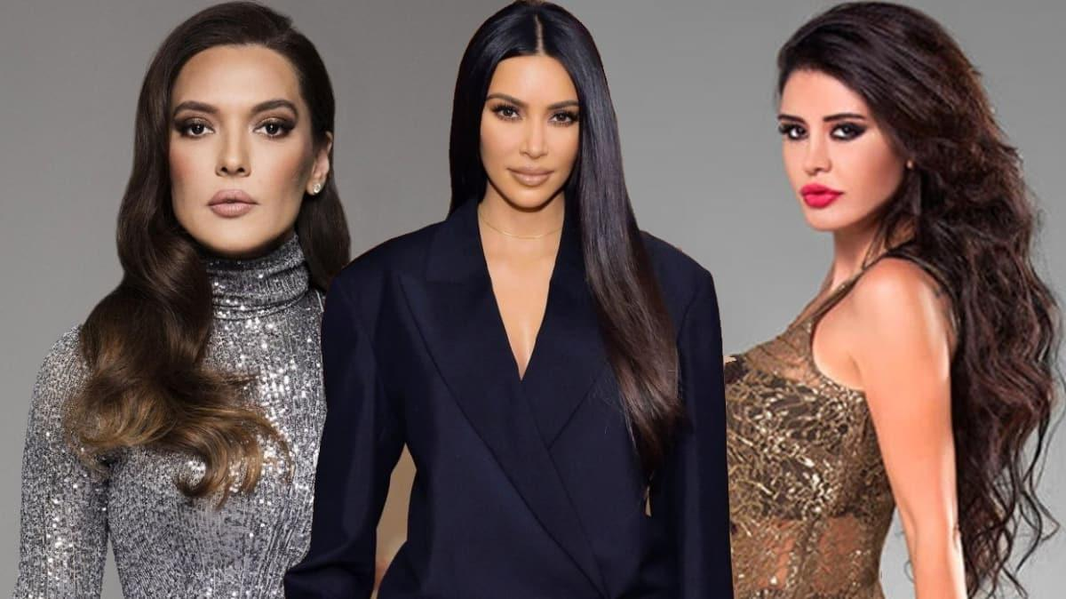 Kim Kardashian lahmacuna 'ermeni pizzası' dedi, Demet Akalın ve Ebru Polat tepki gösterdi