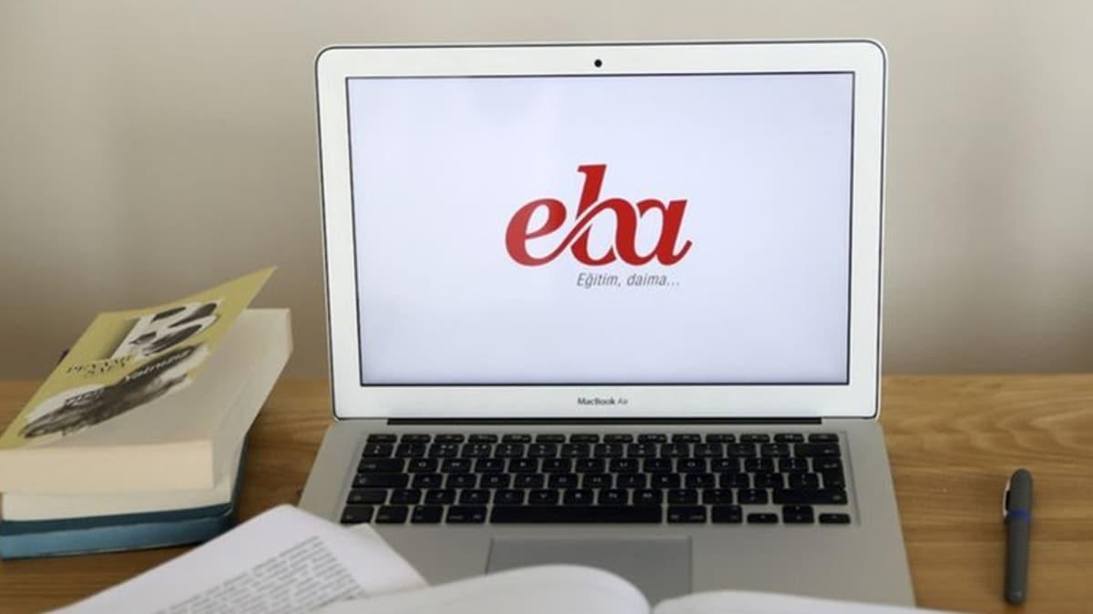 """""""EBA Canlı Sınıf"""" uygulaması devreye alınacak"""