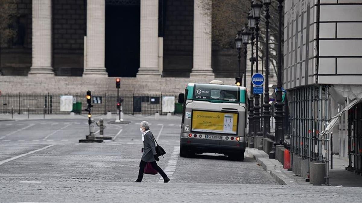 Fransa'da koronavirüse bağlı ölü sayısı 2 bin 314'e yükseldi