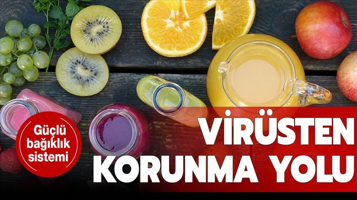"""Bağışıklık sistemi nedir, nasıl güçlenir"""" Bağışıklık sistemini güçlendirici yiyecekler nelerdir"""" Detaylar haberimizde..."""