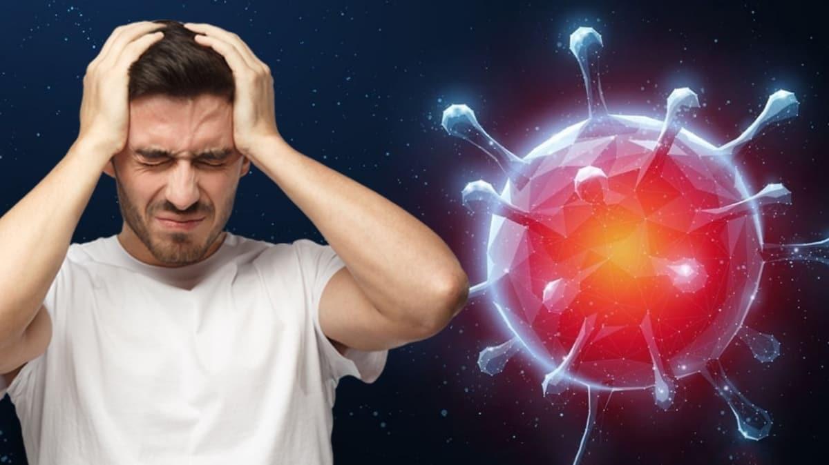 Öksürük, ateş, nefes darlığı biliniyordu... Koronavirüsün bir zararı daha ortaya çıktı