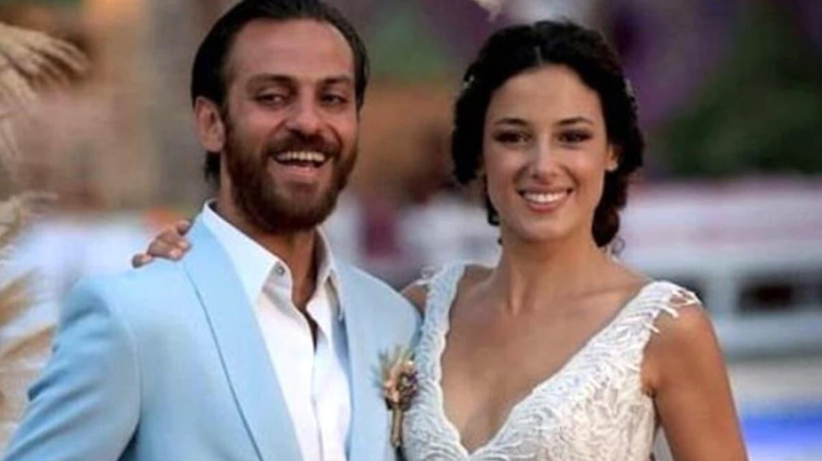 Cansu Tosun ile Erkan Kolçak Köstendil çifti Çanakkale'de butik otele kapandı