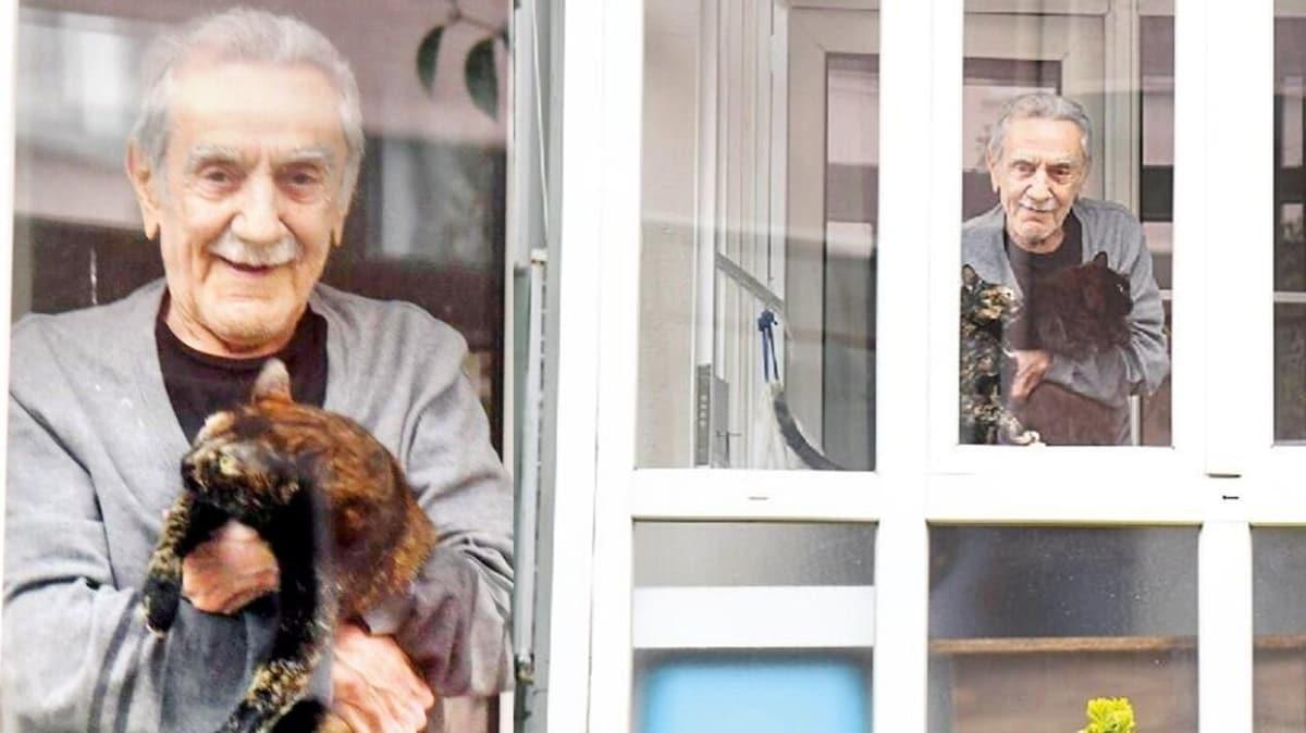 84 yaşındaki Aydemir Akbaş çark etti: Hafife almışım, evden çıkmayın!