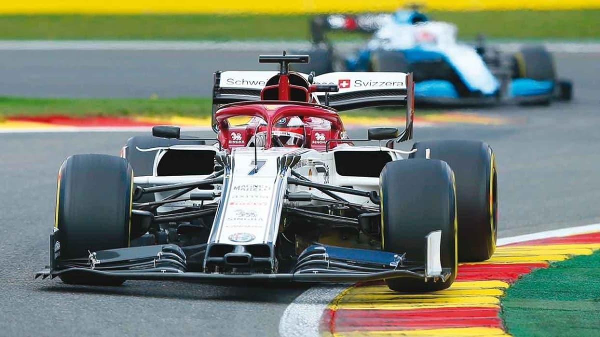 F1'den salgına 'tıbbi üretim' desteği