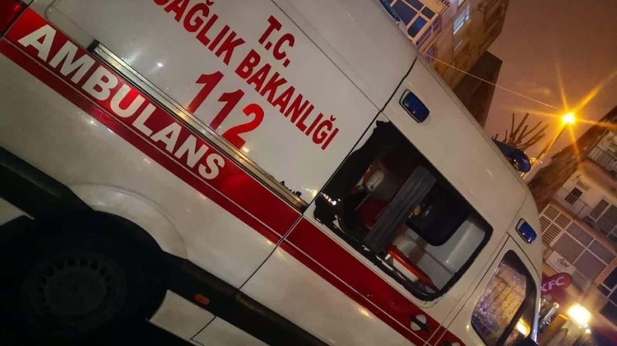 İstanbul'da koronavirüs vakasına giden 112 ekibine dehşeti yaşattı: Bakan Koca arayarak geçmiş olsun dileklerini iletti