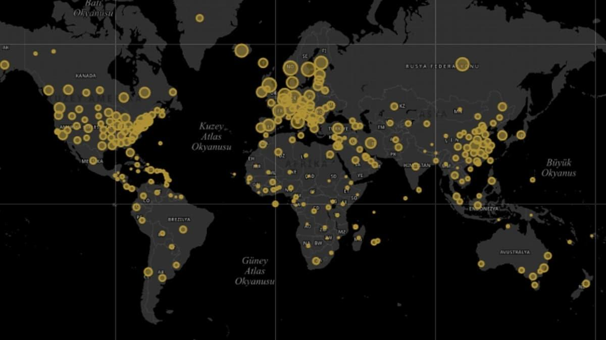 Koronavirüste son durum: Türkiye ve dünyada vaka sayısı