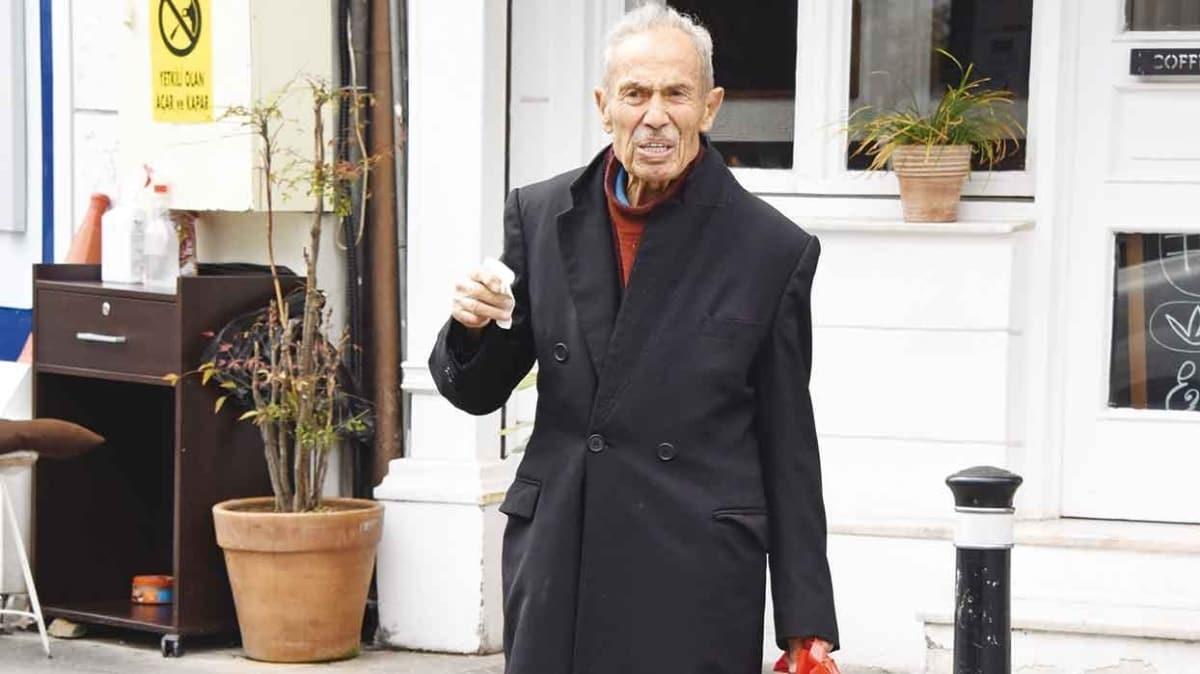 İlham Gencer 93 yaşında yasağı deldi