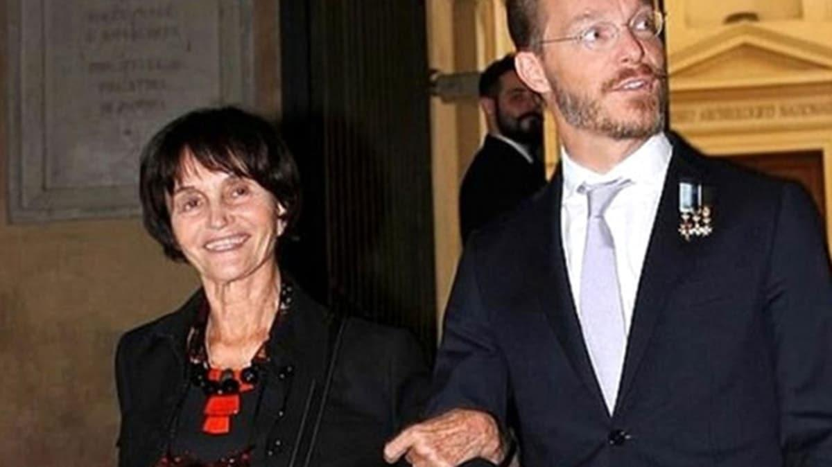 Koronavirüs testi pozitif çıkan  86 yaşındaki Prenses Maria Teresa hayatını kaybetti