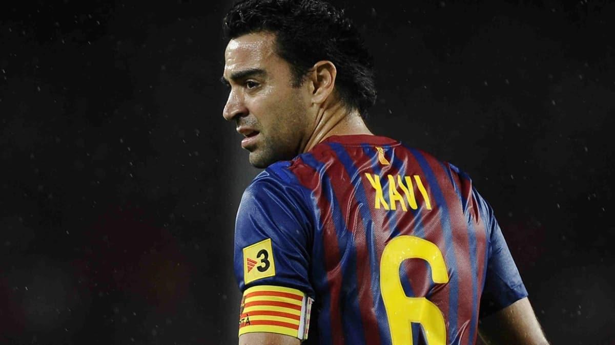 Xavi'nin gönlündeki aslan Barça