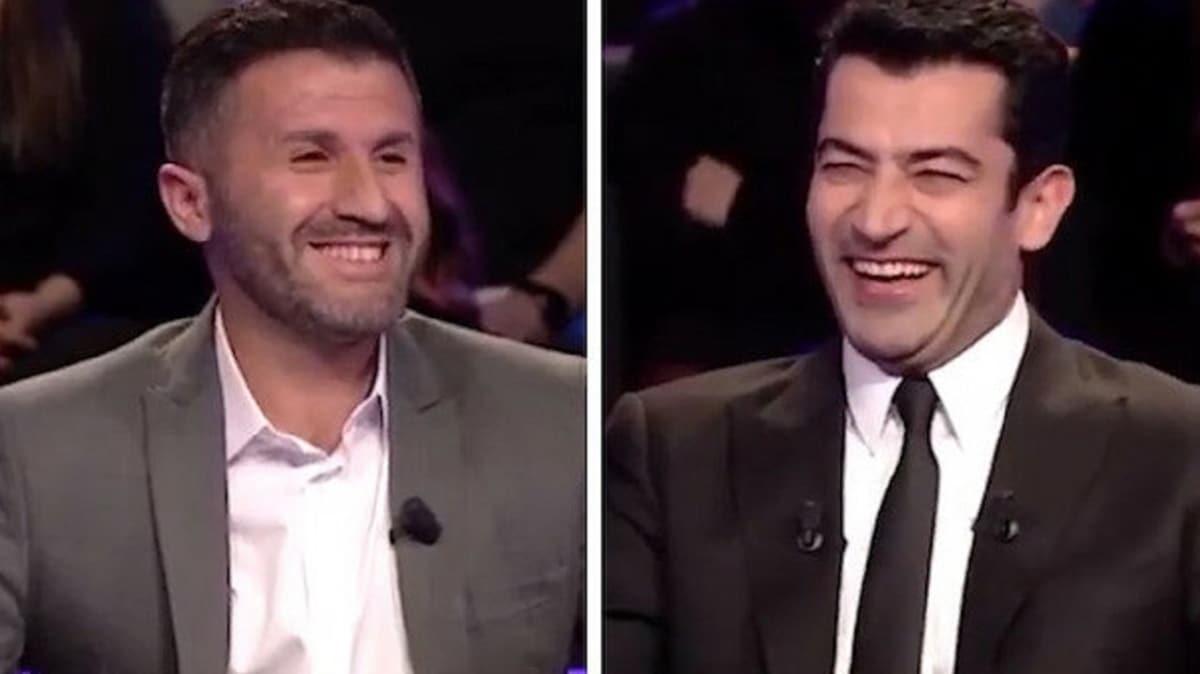 Kim Milyoner Olmak İster'de sempatik tavırlarıyla dikkat çeken yarışmacı Türkiye'yi kahkahaya boğdu! İşte o anlar
