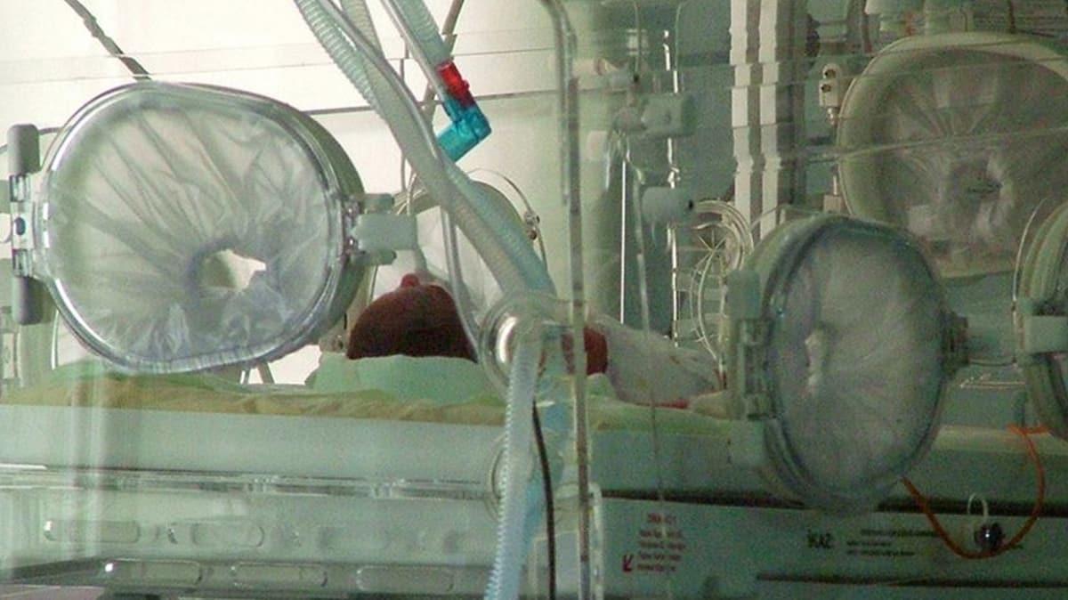 Koronavirüs nedeniyle ilk defa bir bebek hayatını kaybetti!