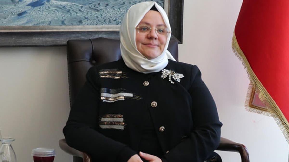 Bakan Zümrüt Selçuk'tan rapor açıklaması: Mayıs sonuna kadar geçerli