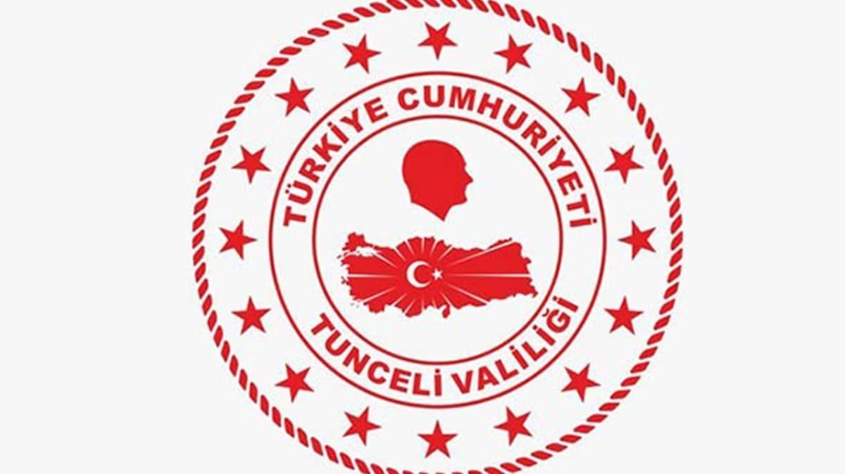 Tunceli'de Geçitveren Köyü karantinaya alındı