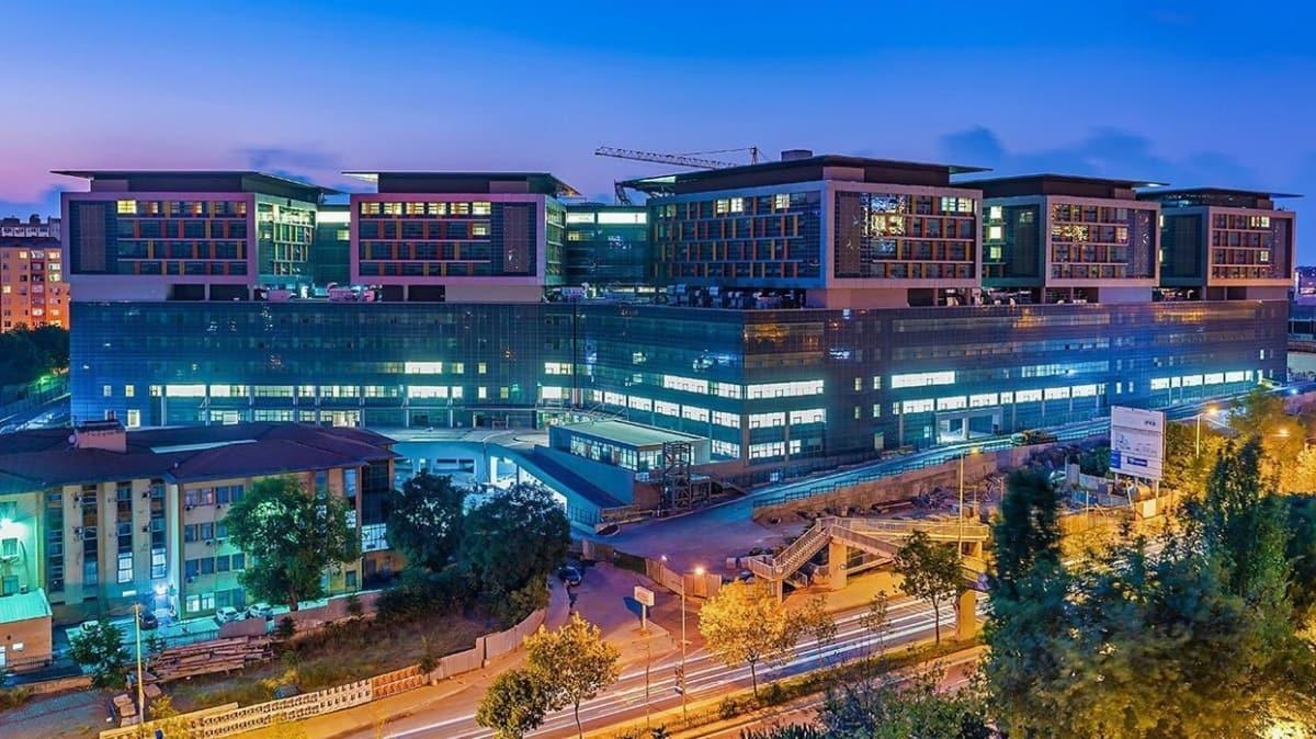 Okmeydanı Eğitim ve Araştırma Hastanesi hizmete açıldı