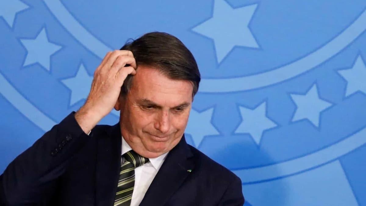 Koronavirüsü hafife alan Bolsonaro'yu Twitter affetmedi