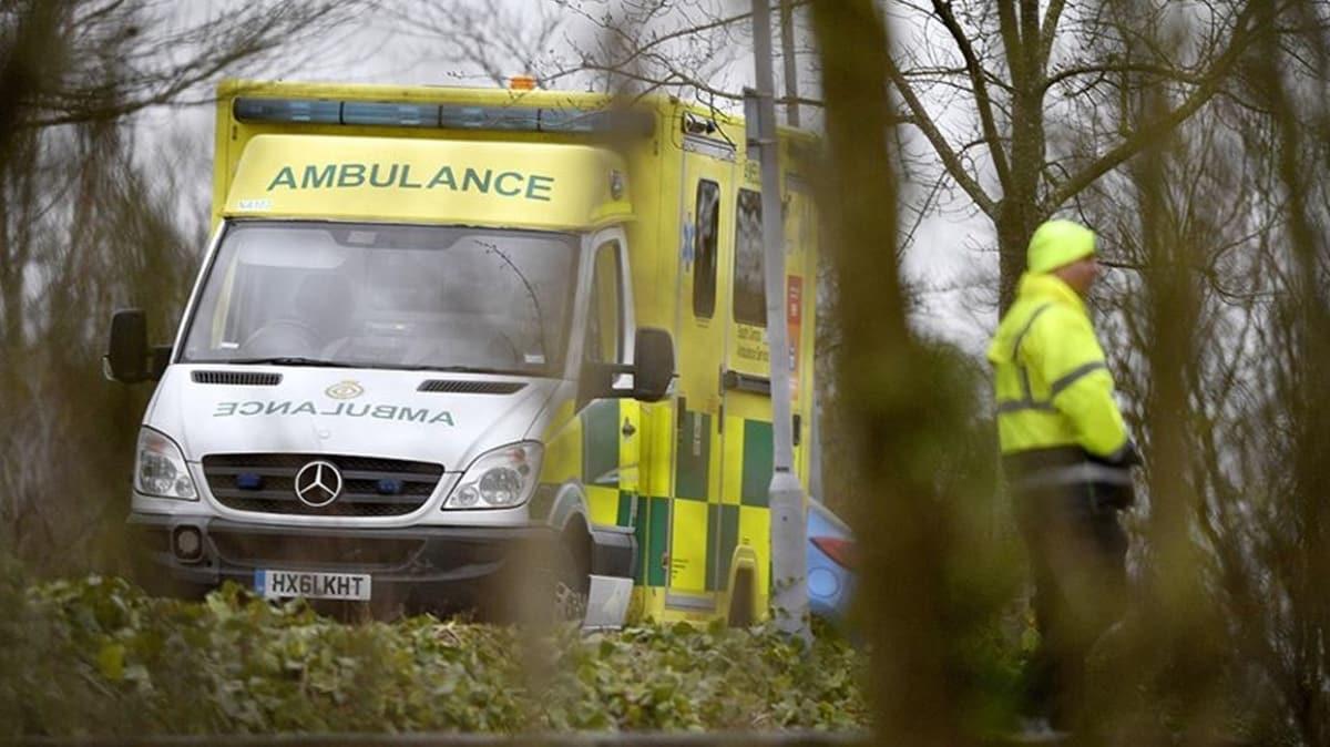 İngiltere'de koronavirüs bilançosu ağırlaşıyor! Ölü sayısı 1408'e yükseldi