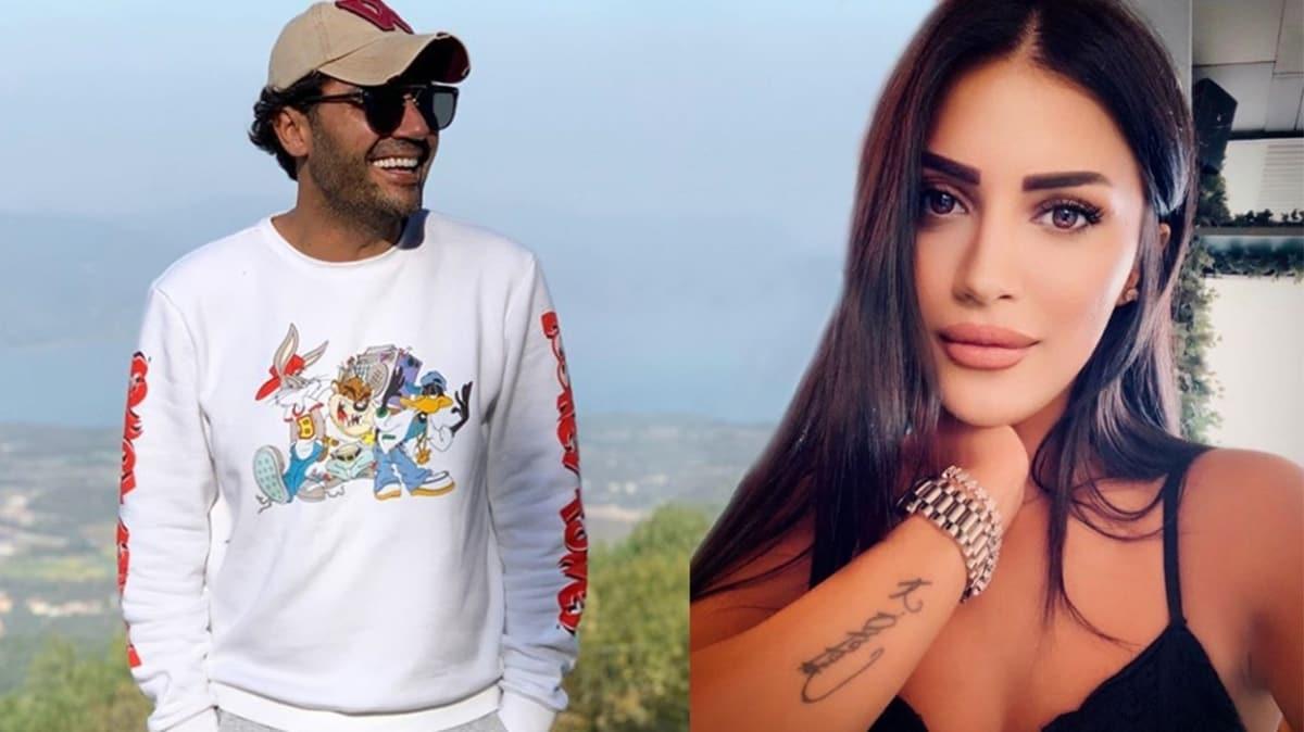 Seren Serengil'in boşanma aşamasındaki eşi Yaşar İpek'in yeni aşkını paylaşımları ele verdi!