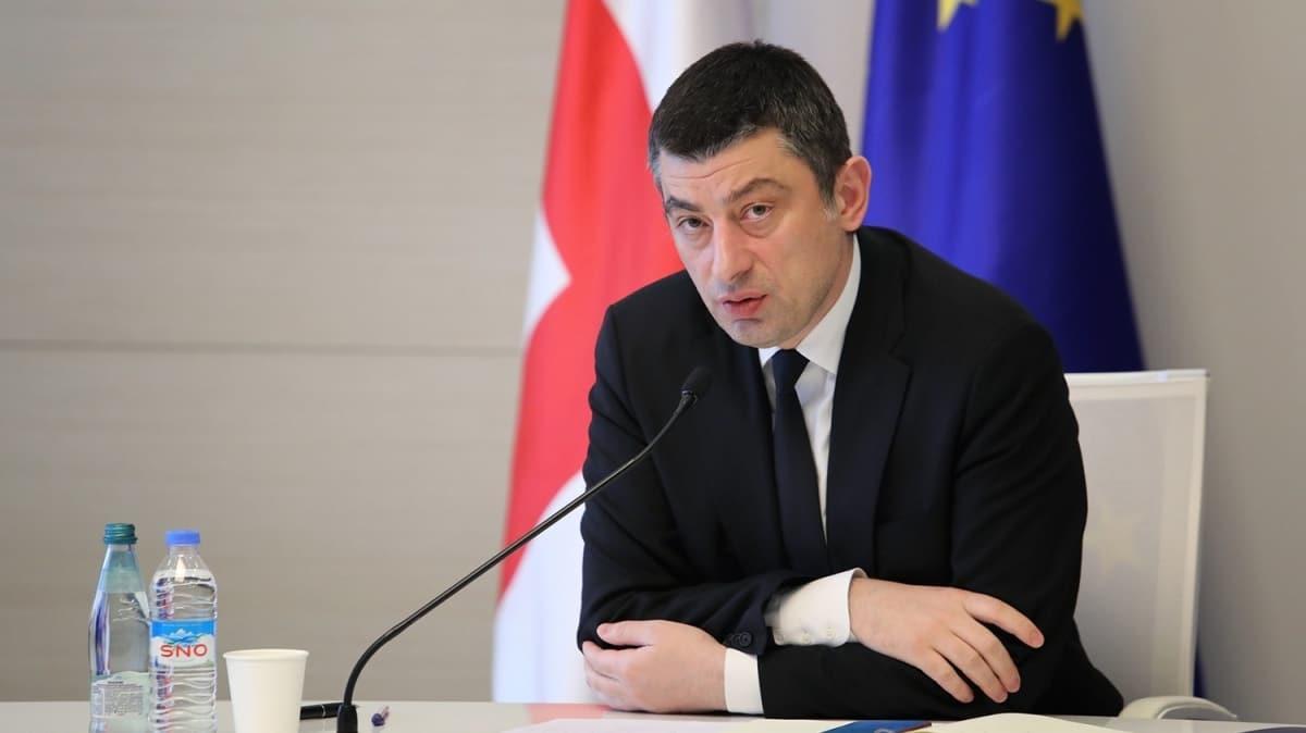 Gürcistan'da sokağa çıkma yasağı ilan edildi