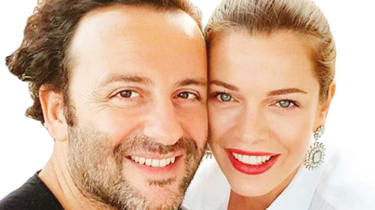 Begüm Kütük ile eşi Erdil Yaşaroğlu'ndan sağlıkçılara maske üretimi