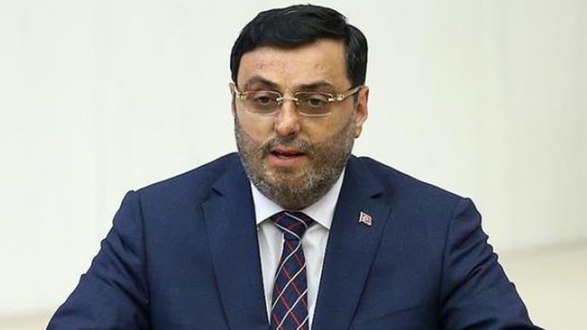 AK Partili Bayram, corona virüsle mücadele kapsamında 3 aylık maaşını bağışladı